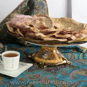 نان خشک یزد